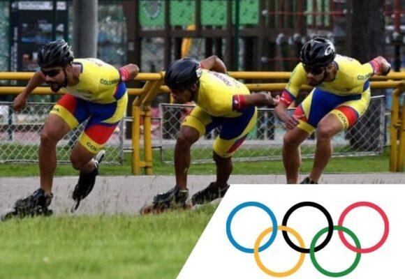 ¿Cuántas medallas ganaría Colombia si el patinaje fuera deporte olímpico?