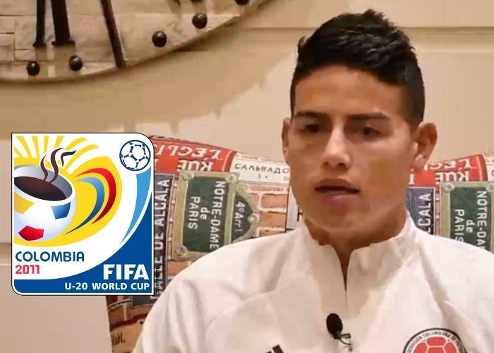 Las promesas del mundial sub-20 de Colombia que terminaron en fracaso
