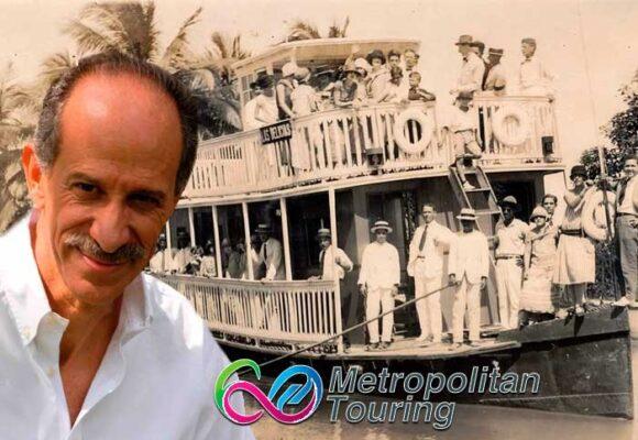 El magnate ecuatoriano que pondrá cruceros de lujo en el río Magdalena