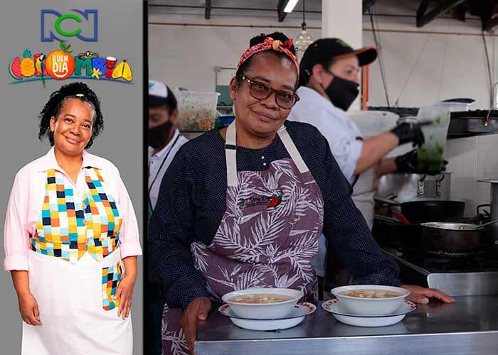 El mejor ajiaco de Bogotá que vende dos mil tazas al mes