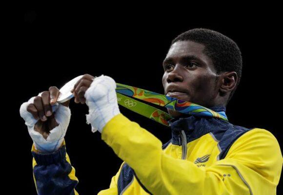 Rápido y furioso: la exhibición de Yuberjen en los Olimpicos