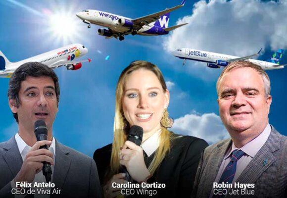La guerra de las aerolíneas de bajo costo por los viajeros colombianos