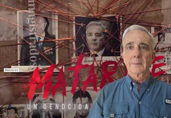 Vuelve Matarife, la serie contra Álvaro Uribe Vélez