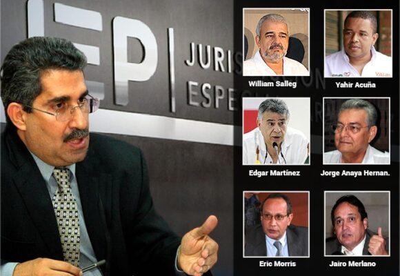 El ventilador del exgobernador Salvador Arana en la JEP