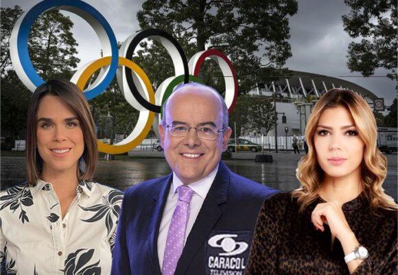 La millonaria apuesta del Canal Caracol por la exclusiva de los Juegos Olímpicos