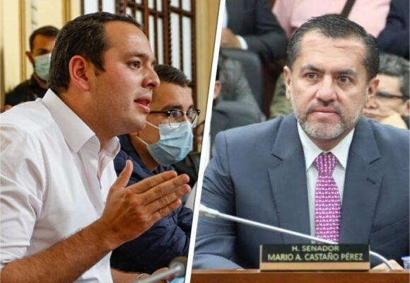 Los políticos Mario Castaño y Jorge Mesa se anotaron punto en la revocatoria del alcalde de Manizales