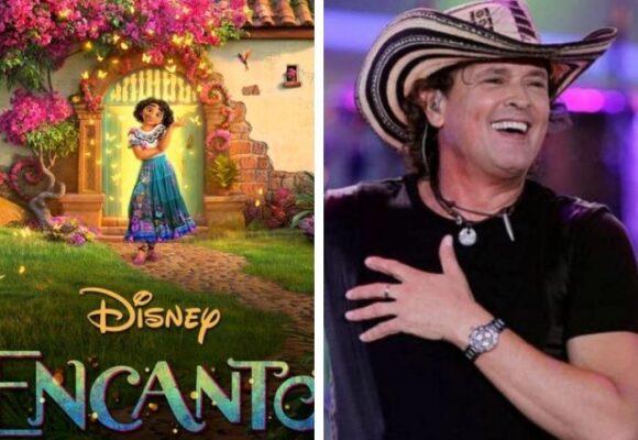 Los colombianos ya no quieren a Carlos Vives: condenan a Disney por haberlo contratado