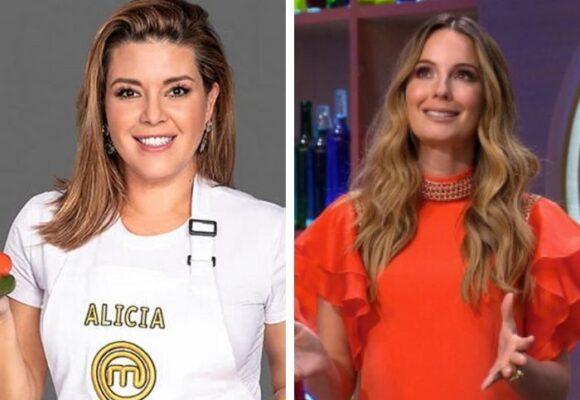 Ni Claudia Bahamón se salvó de los escándalos de MasterChef