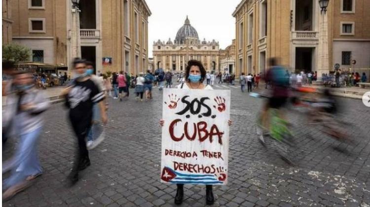 ¿#SOSCuba?