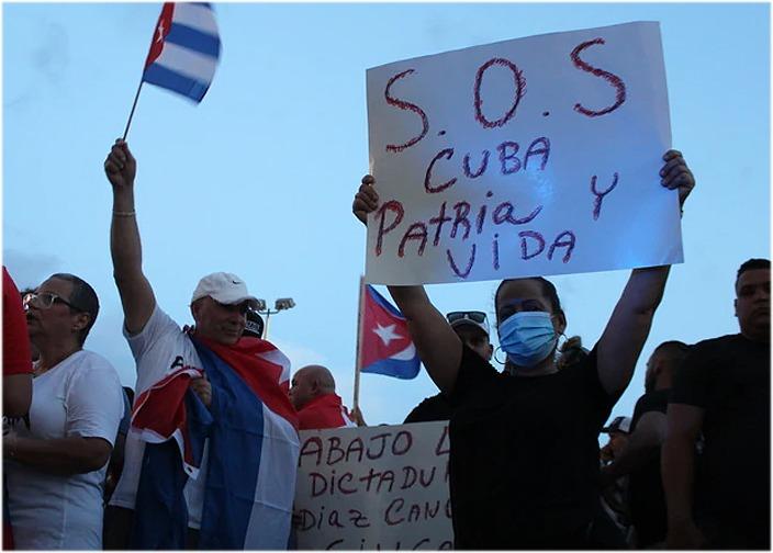 La crisis de Cuba no la explica solamente la conspiración de EE.UU