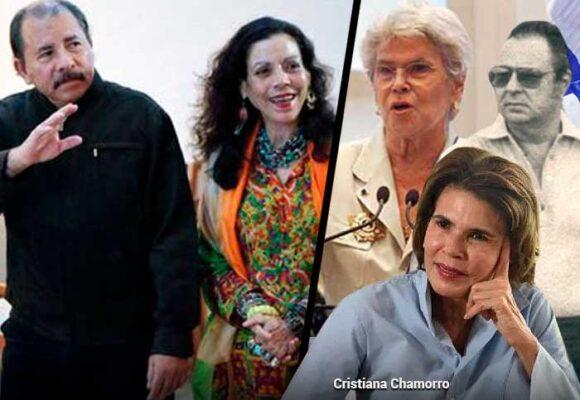 La guerra de Daniel Ortega y Rosario Murillo contra la familia Chamorro