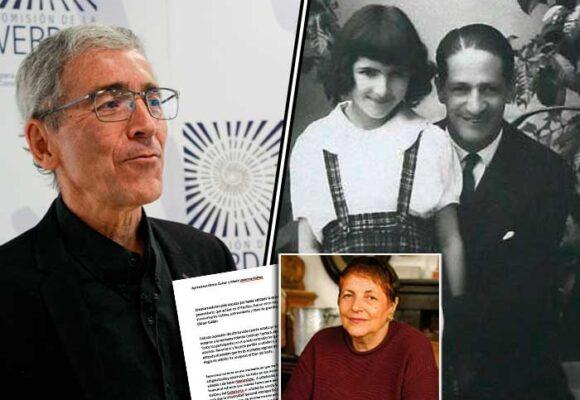 Las disculpas del padre de De Roux a Gloria Gaitán y su hija María por hablar de