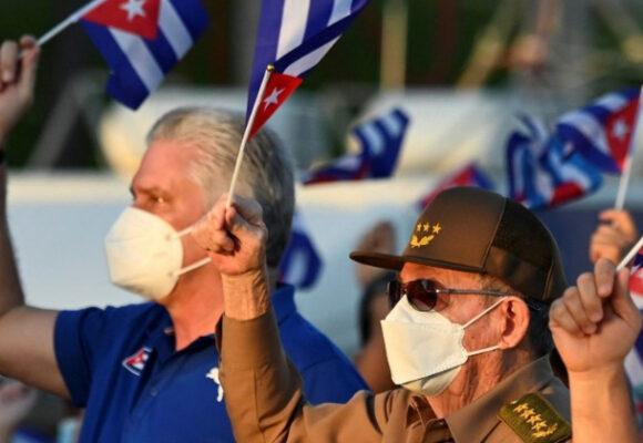 Cuba libre y socialista