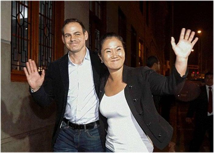 La Fiscalía de Perú abre otra investigación contra el marido de Fujimori