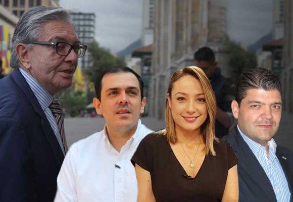 El antioqueño Fabio Valencia Cossio sigue manejando desde su reposo los hilos del poder