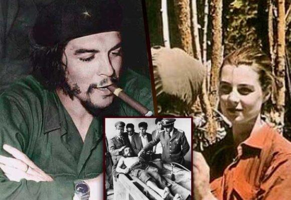 La hija del nazi que mató al asesino del Che Guevara