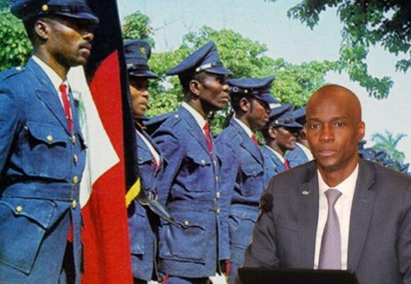 La herencia sangrienta de la policía de Haití