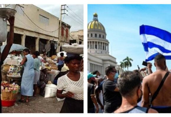 De Haití a Cuba al Chocó