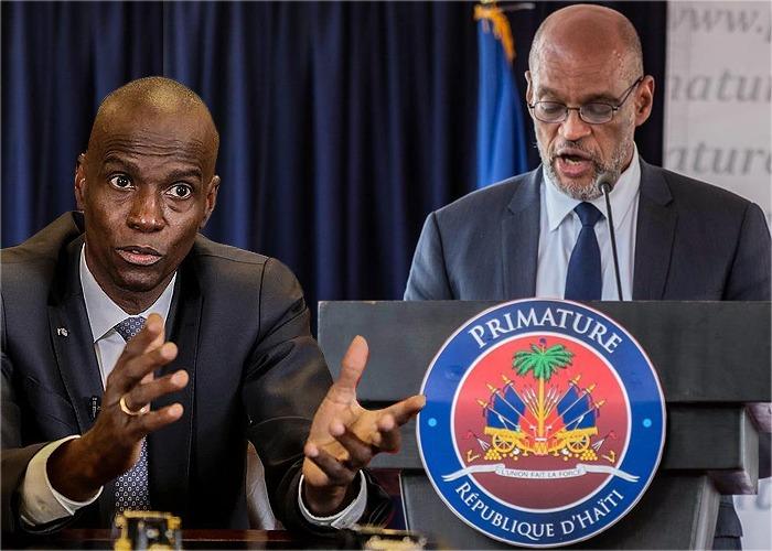 Se instala un nuevo Gobierno en Haití 13 días después del asesinato de Jovenel Moïse
