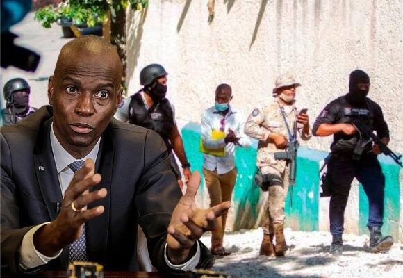 Cuatro 'mercenarios' muertos tras el asesinato del presidente de Haití, acribillado de 12 balazos