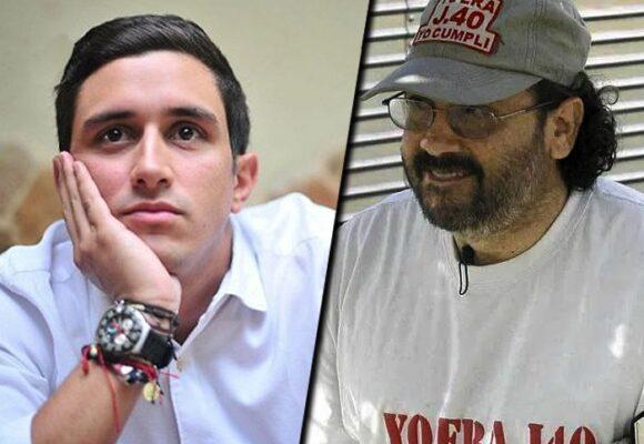A pesar de la polémica Jorge Rodrigo Tovar, el hijo de Jorge 40, nunca salió del Miniterior
