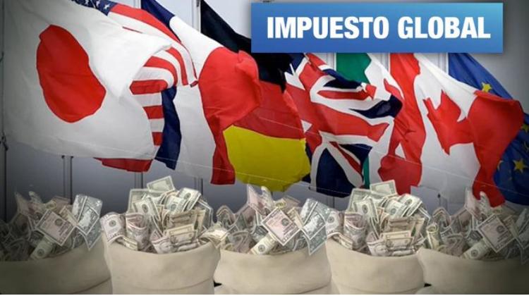 Impuesto corporativo global: los sueños, sueños son