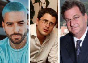 Jaime Gilinski y Maluma se dejaron tentar por el negocio de Tomás y Jerónimo Uribe