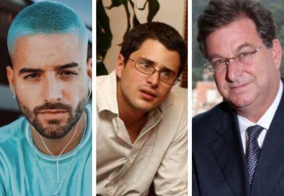 Gabriel Gilinski y Maluma se dejaron tentar por el negocio de Tomás y Jerónimo Uribe