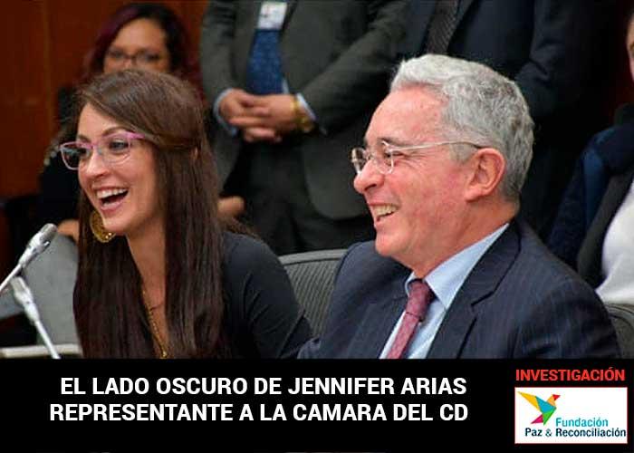Los enredos de Jennifer Arias que le hundirían la Presidencia de la Cámara