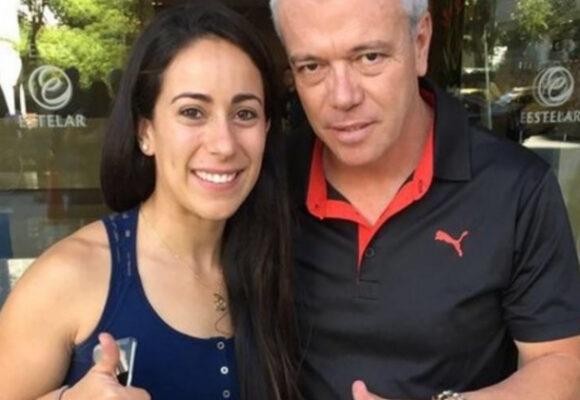 Una foto con Popeye: el pecado que no le perdonan a Mariana Pajón