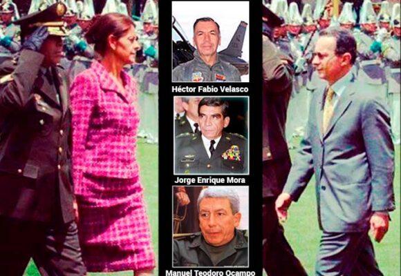 La trinca de generales que tumbó a Marta Lucia Ramírez en el Ministerio de Defensa