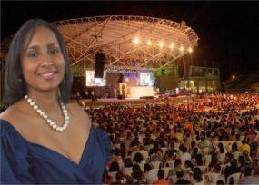 La ministra de Cultura se la juega por el Festival Vallenato presencial: despegan los eventos