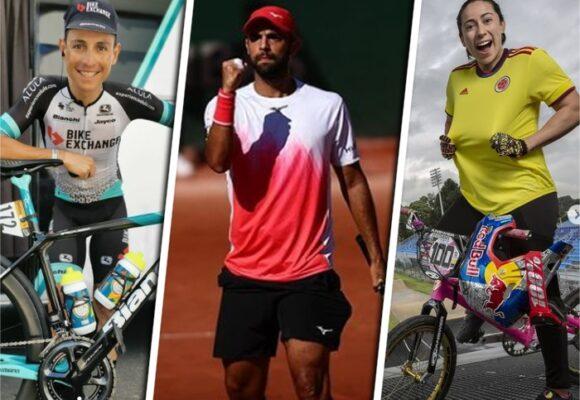 Las departamentos que mandan más deportistas a los Juegos Olímpicos