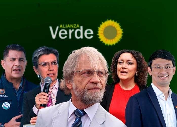 ¿Está perdiendo fuerza la Alianza Verde en el territorio?