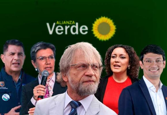La grave crisis del Partido Verde