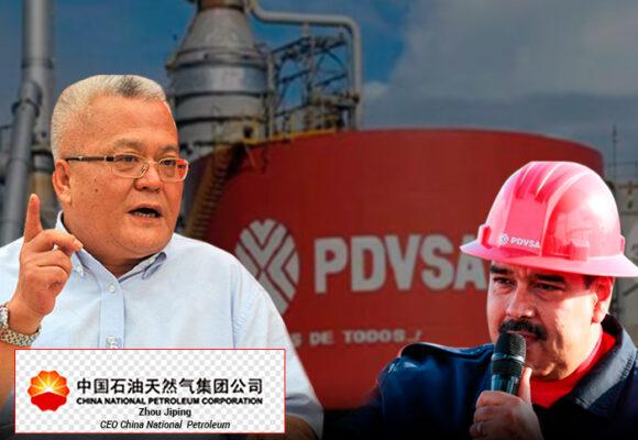 La poderosa petrolera china que puso a marchar a Pdvsa