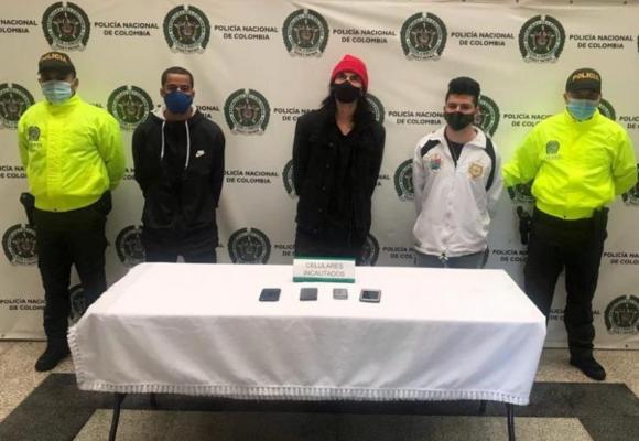 Cinco miembros de Primera Línea fueron capturados en Medellín por presuntos actos vandálicos