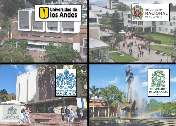 Ninguna universidad colombiana entró al Top 10 de las mejores de América Latina