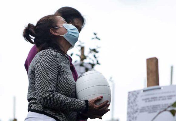 19.925 casos nuevos y 498 fallecimientos más por Covid en Colombia