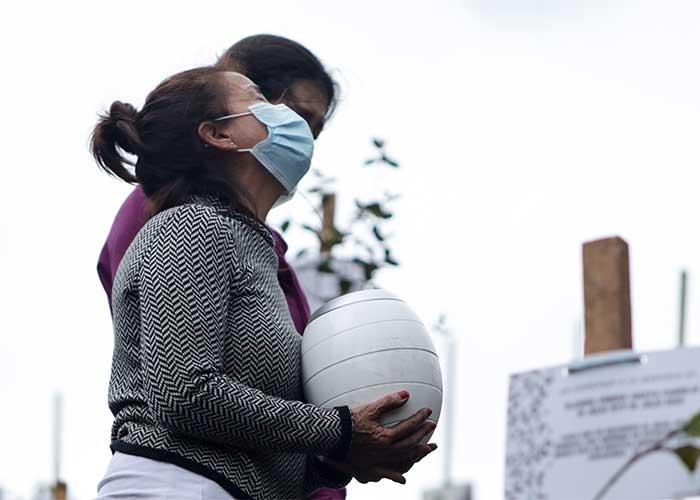 1.671 casos y 55 fallecimientos más por covid en Colombia