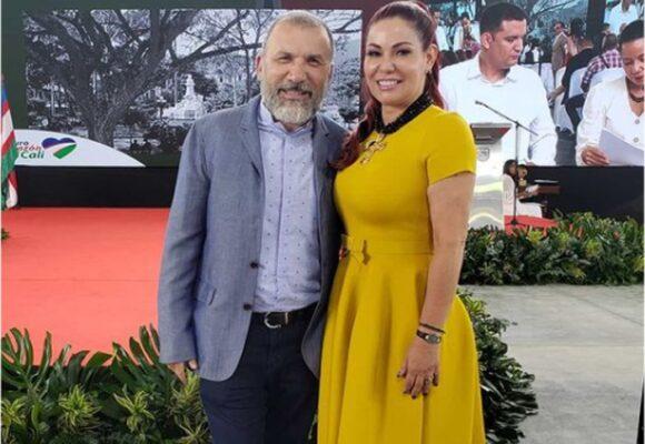 Roy Barreras aspira, con su esposa, mantener la curul del Senado