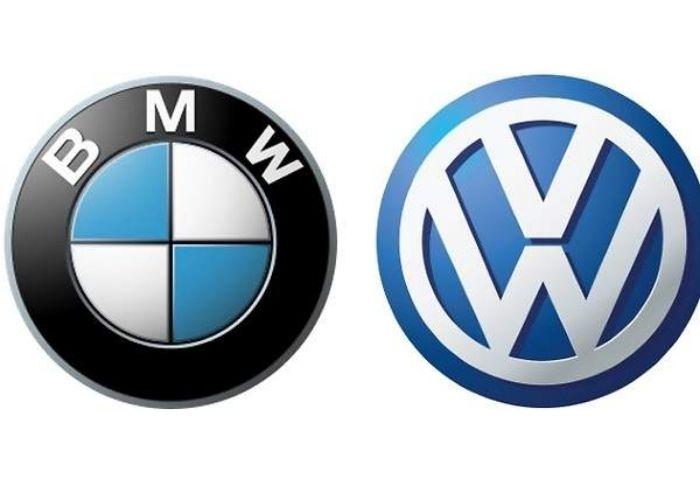 Multadas fabricantes BMW y Volkswagen