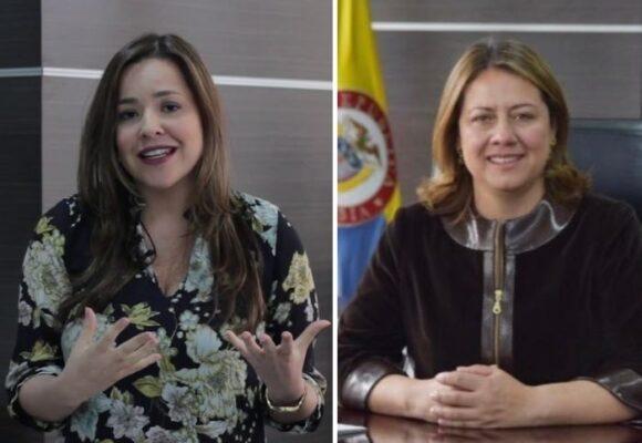 La mincomercio Ximena Lombana terminó la tarea: se va la vice Laura Valdivieso