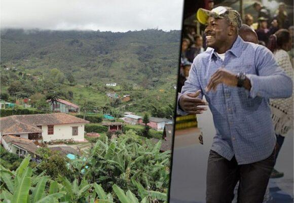 Los días felices de Yorbis Valencia Carabalí en La Elvira, Cauca