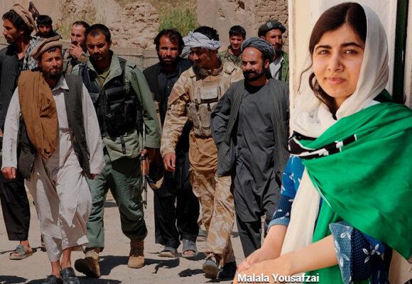Malala Yousafzai, la primera en contar el horror de los Talibanes contra las mujeres