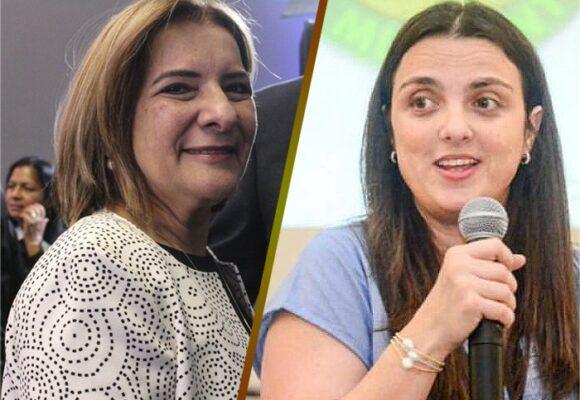 La amistad entre las barranquilleras Abudinen y Cabello les pasa factura