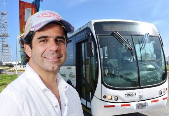 El lunar de Transmetro en Barranquilla que hoy está en la quiebra