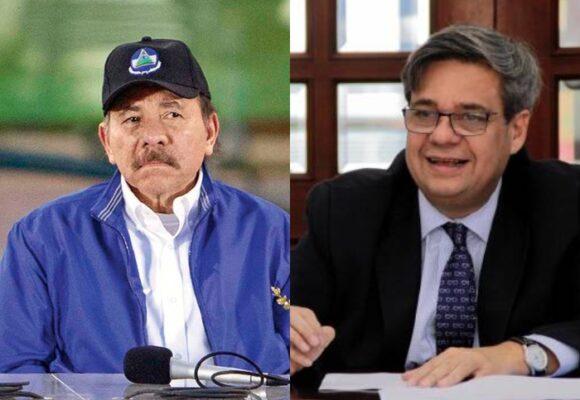 El embajadoren La Haya, a ponerle pecho al complicado litigio con la Nicaragua de Daniel Ortega