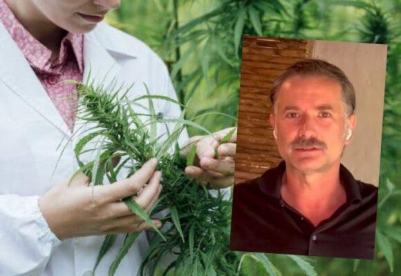 Actor de Daniel Valencia en Betty la Fea sale en defensa de la marihuana