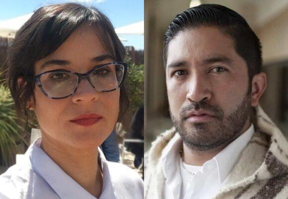 La grosería de Carolina Sanín con Cesar Pachón